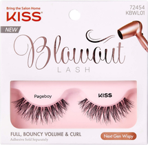 Blowout Lash Pageboy by kiss products