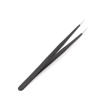 Straight Anti Static Tweezers Piler Manual Hand Tool by Unique Bargains