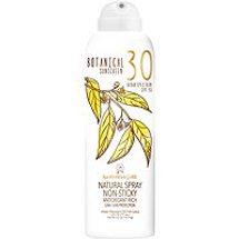 Botanical Natural Sunscreen Continuous Spray  by australian gold