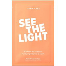 I Dew Care See The Light Sheet Mask by memebox