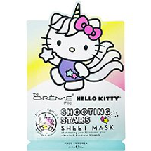 Hello Kitty Shooting Stars Sheet Mask by The Creme Shop