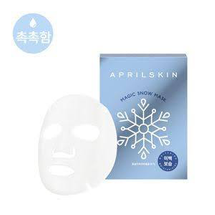 Magic Snow Mask by april skin