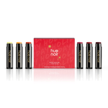 Holiday Party Balm Perfect Moisture Lip Set by Hue Noir