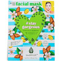 Biobelle Stay Gorgeous Hydrating Facial Sheet Mask Multicolor by Biobelle