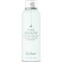 The Kicker Finishing Spray Wax by Drybar