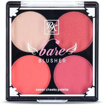 Bare Blusher Sweet Cheeks Palette by Ruby Kisses