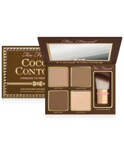 Cocoa Contour Chiseled To Perfection by Too Faced #2