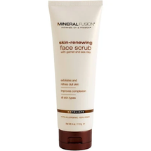 Skin-Renewing Face Scrub by mineral fusion