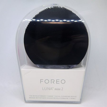 Luna2 Cool Customizable Face Brush Midnight by foreo