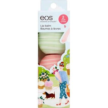Evolution of Smooth Delightful Lip Balms (2 pack) by eos