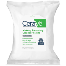 Makeup Removing Cleanser Cloths by cerave