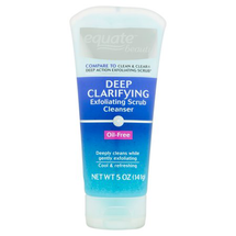Deep Clarifying Exfoliating Scrub by equate