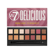Delicious Eye Colour Palette by w7