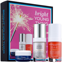 Bright Young Thing Visible Skin Brightening Kit by Sunday Riley