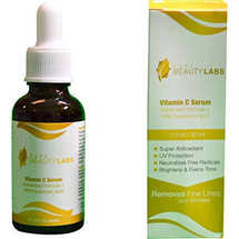 Vitamin C Serum Hyaluronic Acid by PureBeauty-Labs