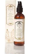 Rose And Jasmine Face Cleanser by Kama Ayurveda