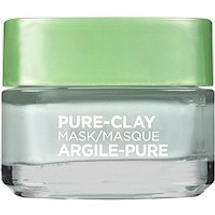 Pure Clay Purify & Mattify Face Mask by L'Oreal