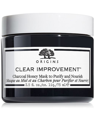 Clear Improvement Charcoal Honey Mask to Purify and Nourish by origins