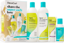Curly Love Kit For Curly Hair by DevaCurl