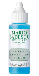 Herbal Hydrating Serum by mario badescu
