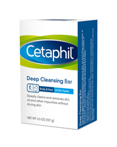 Deep Cleansing Bar by cetaphil