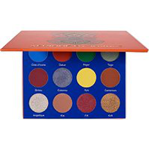 Afrique Eyeshadow Palette by Juvia's Place