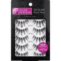 Perfectly Natural Multi Pack Eyelashes by salon perfect