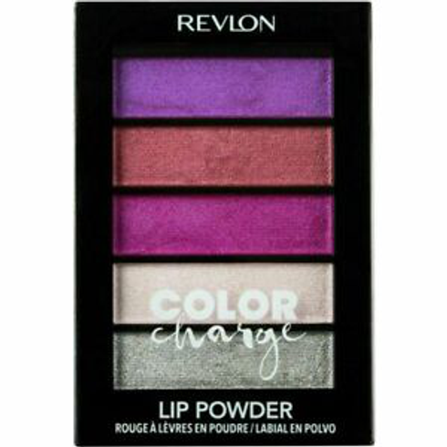 Color Charge Lip Powder - High Fever by Revlon #2