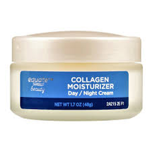 Collagen Moisturizer Day/Night Cream by equate