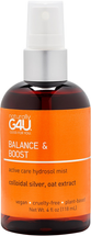 Balance & Boost - Active Care Hydrosol Mist by Naturally G4U