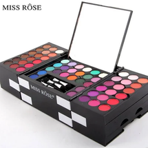 Professional Blockbuster Makeup Palette 3D by miss rose