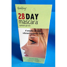 Day Permanent Eyelash Tint Mascara Single Application 44 by godefroy