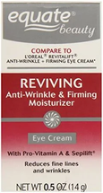 Reviving Anti-Wrinkle & Firming Moisturizer Eye Cream by equate