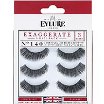 Exaggerate Multi-Pack No. 140 by eylure