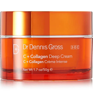 C + Collagen Deep Cream by dr dennis gross