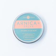 Arnica Salve With Cayenne & Peppermint by Roots & Crown Apothecary