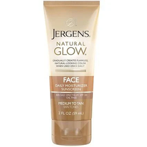 Natural Glow Face Daily Moisturizer With Borad Spectrum SPF 20 by jergens