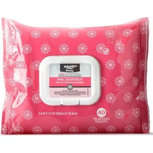 Oil-Free Cleansing Towelettes Pink Grapefruit by equate