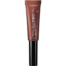 Infallible Paints / Lips Metallic by L'Oreal
