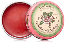 Smith's Mocha Rose Lip Balm  by Rosebud Perfume Co.