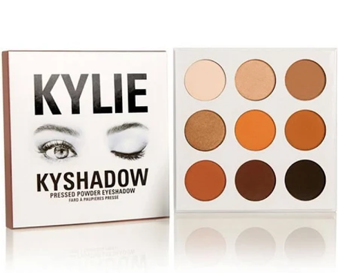 Kyshadow - The Bronze Palette by Kylie Cosmetics #2