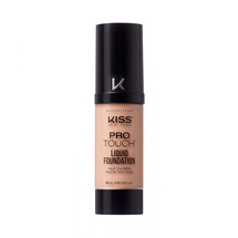 Pro Touch Liquid Foundation by Kiss New York