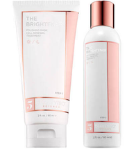 The Brightener Two Part Cell Renewal Treatment by beauty bioscience
