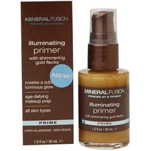 Illuminating Primer by mineral fusion