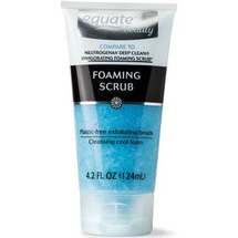 Foaming Scrub by equate