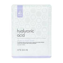 Hyaluronic Acid Mositure Mask Sheet by It's Skin