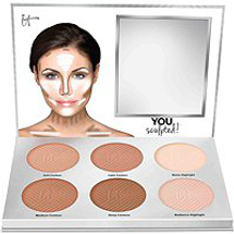 You Sculpted Universal Contouring Palette by IT Cosmetics