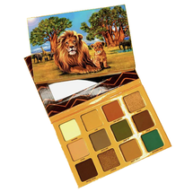 Killer Purr Eyeshadow Palette by Menagerie Cosmetics