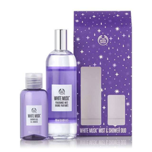 White Muskâ Mist & Shower Duo by The Body Shop