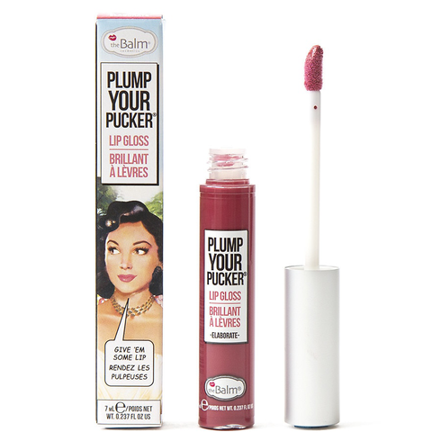 Plump Your Pucker Lip Gloss by theBalm #2